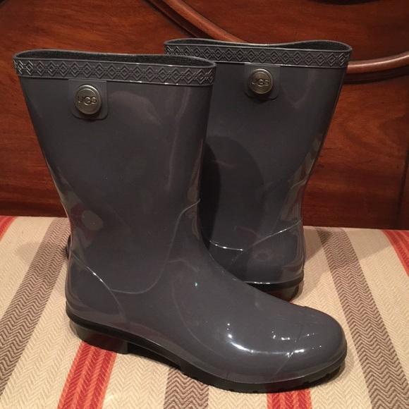 195063bfd78 Ugg Women's Sienna Short Rain Boots